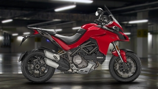 2020 Ducati Multistrada 1260 side Philippines
