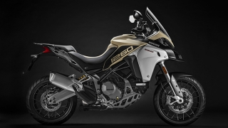 2020 Ducati Multistrada side Philippines