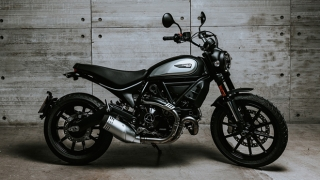 2020 Ducati Scrambler Dark Icon black Philippines