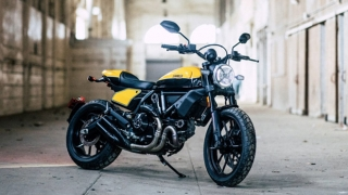 2020 Ducati Scrambler yellow Philippines
