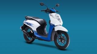 2020 Honda Genio Blue Philippines