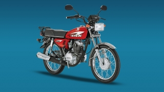2020 Honda TMX Alpha 125 red Philippines