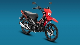 2020 Honda XRM 125 Motard red Philippines