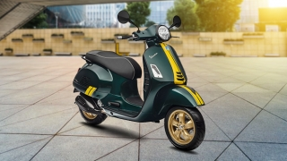 2020 Vespa GTS Racing Sixties scooter Philippines