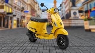2020 Vespa S 125 iget yellow Philippines