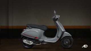 2020 Vespa Sprint 150 S exterior side