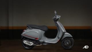 2020 Vespa Sprint 150 S exterior side