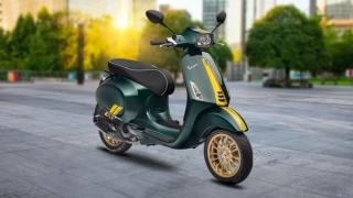 2020 Vespa Sprint Racing Sixties scooter Philippines