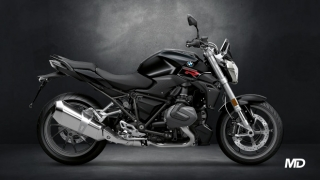 2021 BMW R 1250 R ABS Black Storm side Philippines