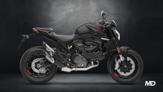 2021 Ducati Monster 937 Plus Black side profile Philippines