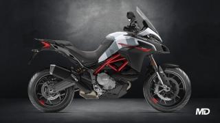 2021 Ducati Multistrada 950 S GP side profile Philippines