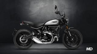 2021 Ducati Scrambler Icon Dark side profile Philippines