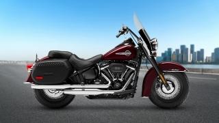2021 Harley-Davidson Heritage Classic 114 Billiard Burgundy Philippines