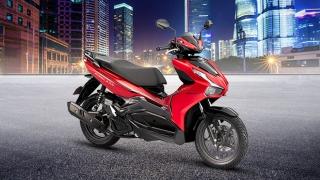 2021 Honda Airblade 150 red Philippines