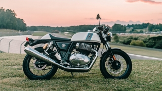 2021 Royal Enfield Continental GT 650 Custom Philipines