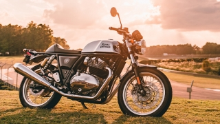 2021 Royal Enfield Continental GT 650 Special Philippines