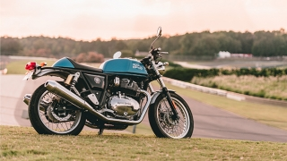 2021 Royal Enfield Continental GT 650 Standard Philippines