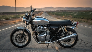 2021 Royal Enfield Interceptor 650 INT Special Philippines