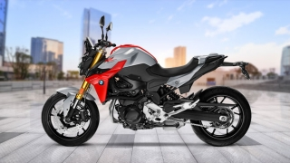 BMW F 900 R red Philippines