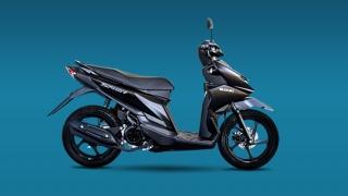 Suzuki Skydrive Sport black Philippines