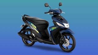 Yamaha Mio Soul i125 Standard blue Philippines