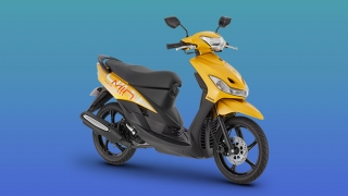 Yamaha Mio Sporty 115 yellow Philippines