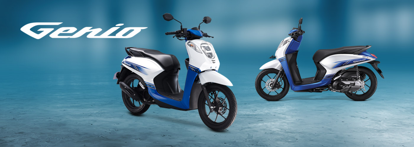 Honda Genio with P2,500 Cash Discount