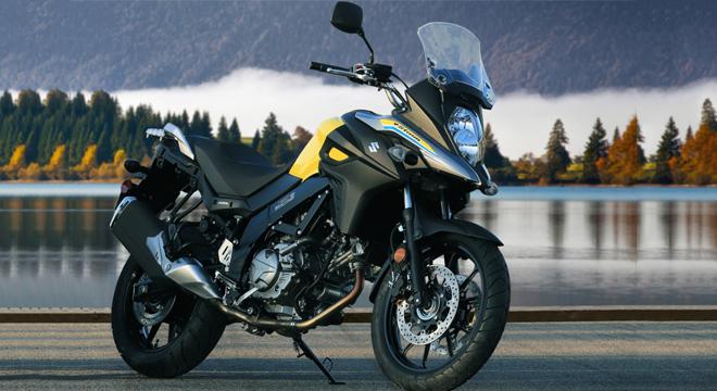 Bonus Accessory and Luggage Pack Offer On Suzuki V-Strom