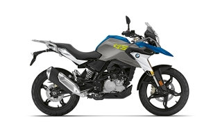 2020 BMW G 310 GS Strato Blue Metallic Philippines