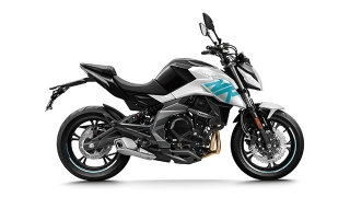2020 CFMoto 400 NK Philippines white side