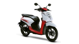 2020 Honda Genio 110 Trendy White Red Philippines