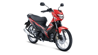 2020 Honda RS125 Fi Red Philippines
