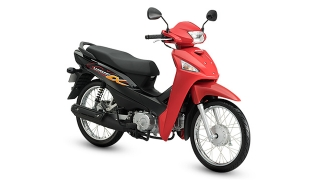 2020 Honda Wave 110 Alpha Red Philippines