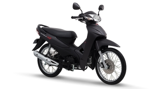 2020 Honda Wave 110 R Black Philippines