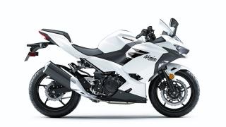 2020 Kawasaki Ninja 400 white Philippines