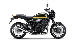 2020 Kawasaki Z900 RS yellow Philippines