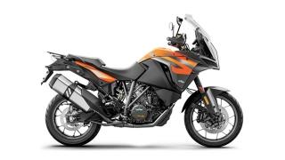 2020 KTM 1290 Super Adventure S Black and Orange Philippines