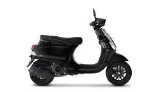 2020 Vespa S 125 i-get exterior side Black