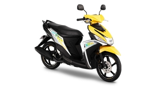 2021 Yamaha Mio i125