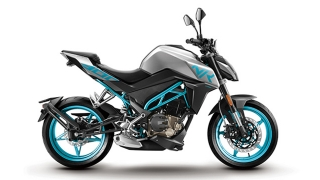 CFMoto 300NK Philippines Silver
