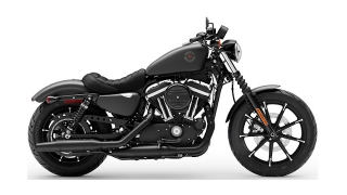 Harley-Davidson Iron 883 Black Denim