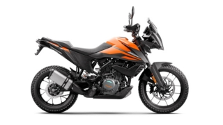 KTM 390 Adventure Philippines 2020 Orange