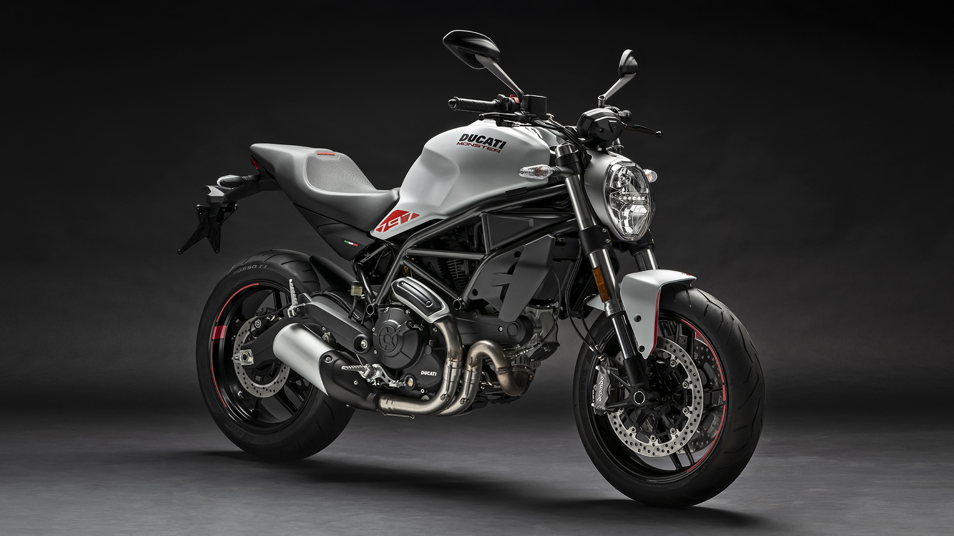 2014 Ducati Monster 1200 - Water-Cooling an Icon - Asphalt
