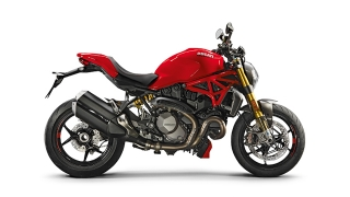 2020 Ducati Monster 1200 S red Philippines