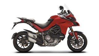 2020 Ducati Multistrada 1260 S Red Philippines
