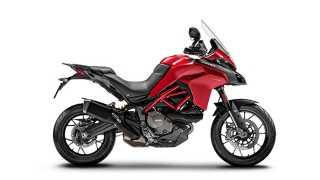 2020 Ducati Multistrada 950 ABS exterior side red Philippines