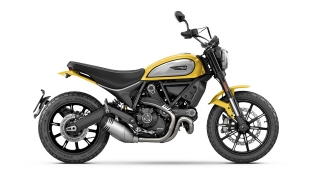 2020 Ducati Scrambler Icon 62 Yellow Philippines