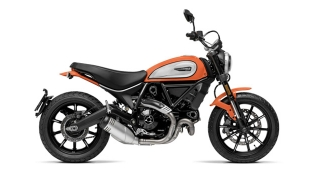 2020 Ducati Scrambler Icon Tangerine Atomic Philippines