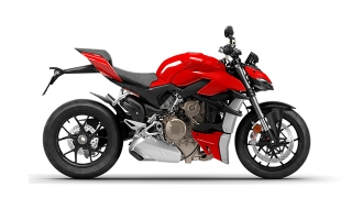 2020 Ducati Streetfighter V4 Red Philippines
