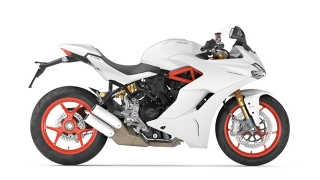 2020 Ducati SuperSport S Star White Silk Philippines